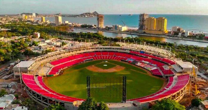 Nuevo Estadio Teodoro Mariscal, ubicado en la ciudad de Mazatlán en el estado de Sinaloa, México.